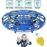 Mini Drônes pour enfants et adultes, Mini UFO Quadcopter Drone de Poche Mouvement Main contrôlée Drone Flying Jouets, Avion...