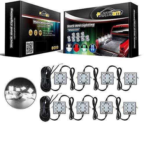 Partsam LED Truck Bed Light Strips