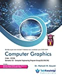 Computer Graphics For MSBTE DIPLOMA Computer Engineering Sem 3