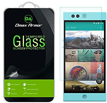 [2-Pack] Dmax Armor for Nextbit Robin [Tempered Glass] Screen Protector