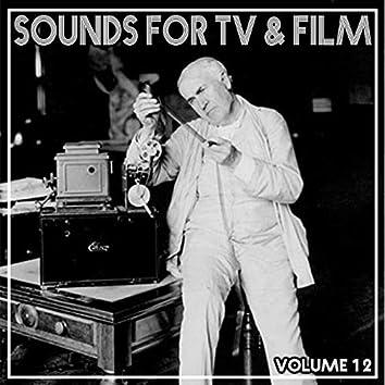 Sounds For TV & Film, Vol. 12