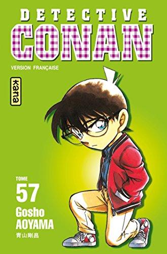 Détective Conan - Tome 57