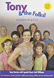 Tony and The Folks! with Special Guest Judi Williams DVD Beach Body 2003