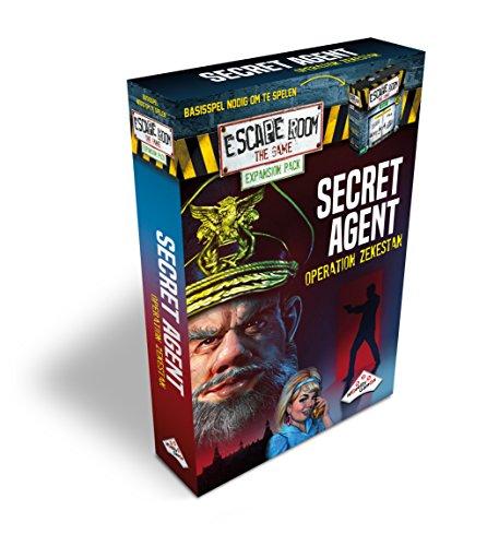 Unbekannt Identity Games ERTG Secret Agent Erwachsene Querdenker-Spiel - Brettspiele (Querdenker-Spiel, Erwachsene, 60 Min, Junge/Mädchen, 16 Jahr(e), Innenraum)
