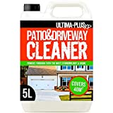 Ultima-Plus XP Patio & Driveway Cleaner - Deeply Cleans to Remove Stains, Grime