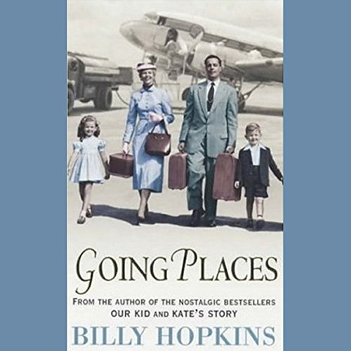 Going Places audiobook cover art