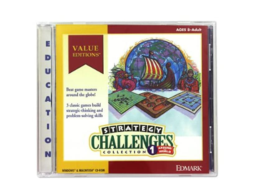 Learning Company Strategy Challenges PC game-Pack of 60