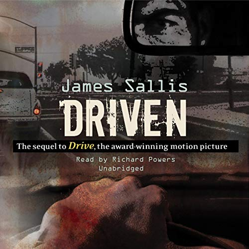 Driven Audiobook By James Sallis cover art