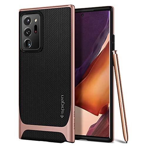 Spigen Neo Hybrid Back Cover Case Designed for Samsung Galaxy Note 20 Ultra - Bronze