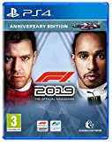 F1 2019 - Anniversary Edition (PS4) - PlayStation 4 [Importación inglesa]