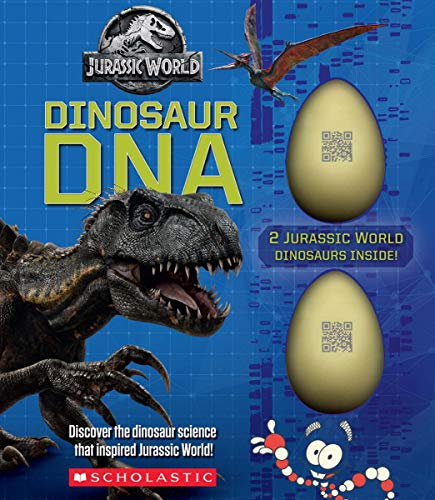 Dinosaur DNA: A Non-fiction Companion to the Films (Jurassic World)