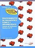 Cuerpo de Profesores Técnicos de F.P. Procedimientos de Diagnóstico Clínico y Ortoprotésico. Temario. Vol. II.: 2 (Profesores Fp 2012 (cep))