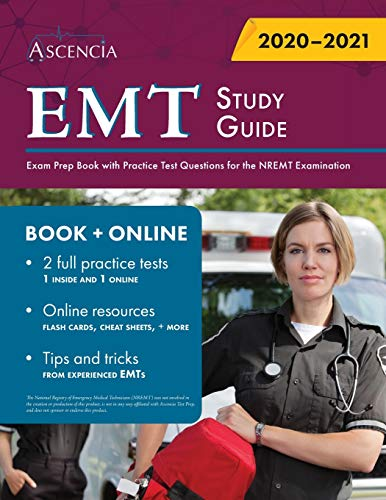 Compare Textbook Prices for EMT Study Guide: Exam Prep Book with Practice Test Questions for the NREMT Examination  ISBN 9781635307740 by Ascencia