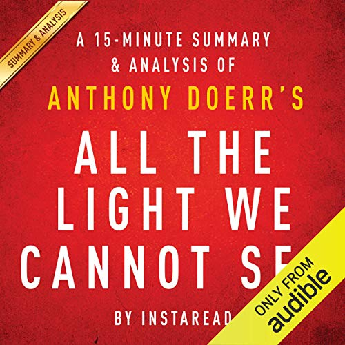 All the Light We Cannot See by Anthony Doerr cover art