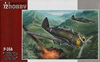 スペシャルホビー SH72237 1/72 セバスキー P-35A <フィリッピン防空戦>
