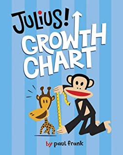 Julius! Growth Chart