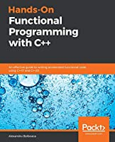 Hands-On Functional Programming with C++ Front Cover