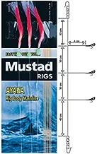 Mustad Meeresvorfach Three Hook Eel Rig T38