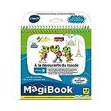 VTech Magbook - Libro Educativo de 4 a 8 años, versión FR