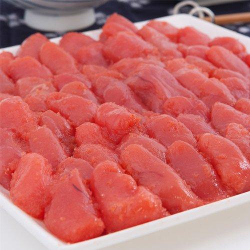 産直王国 福岡産 業務用 特撰 切れ子 一口 辛子明太子 冷凍1キロ