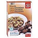 DIA cereales muesli con chocolate paquete 500 gr