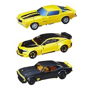 Transformers C2028EU50 - Peluche de evolución
