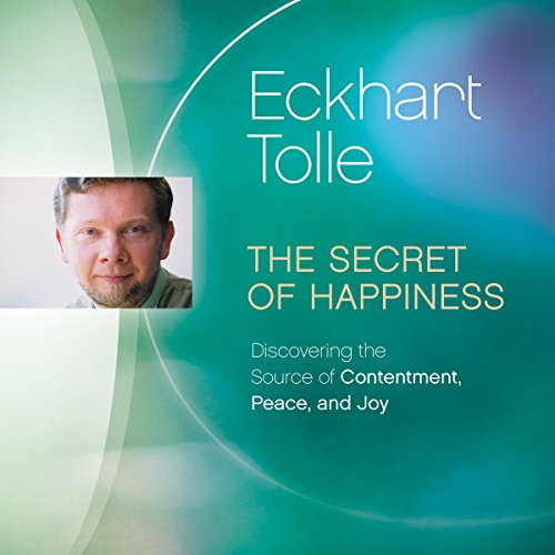 The Secret of Happiness audiobook cover art