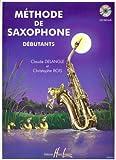 Méthode de saxophone pour débutants