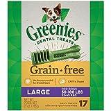 GREENIES Dental Chews Large Dog Treats