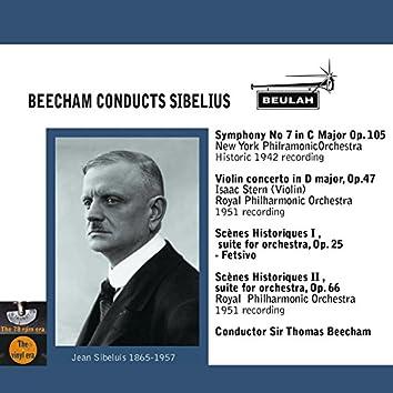 Beecham Conducts Sibelius