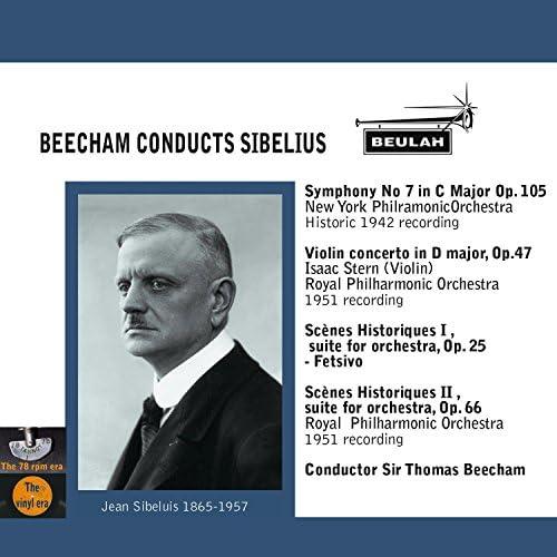 Sir Thomas Beecham & New York Philharmonic Orchestra