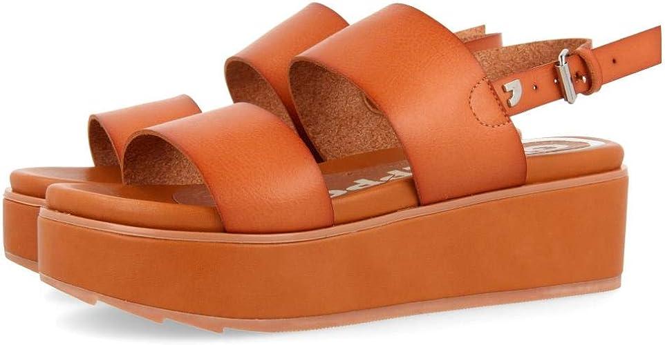 TALLA 37 EU. GIOSEPPO Candor, Zapatos con Plataforma Mujer