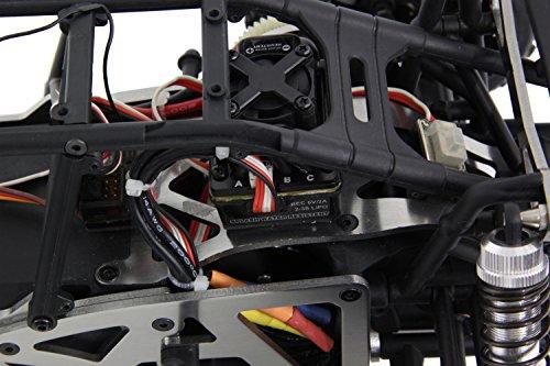 RC Auto kaufen Buggy Bild 5: XciteRC 30205000 - Ferngesteuertes RC Auto SandStorm one8 - 2WD RTR Dune Buggy Brushed Modellauto, blau*