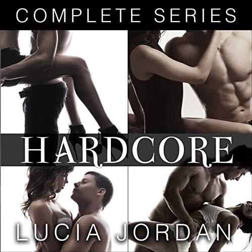 Page de couverture de Hardcore - Complete Series