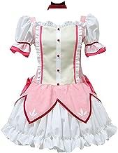 madoka cosplay dress