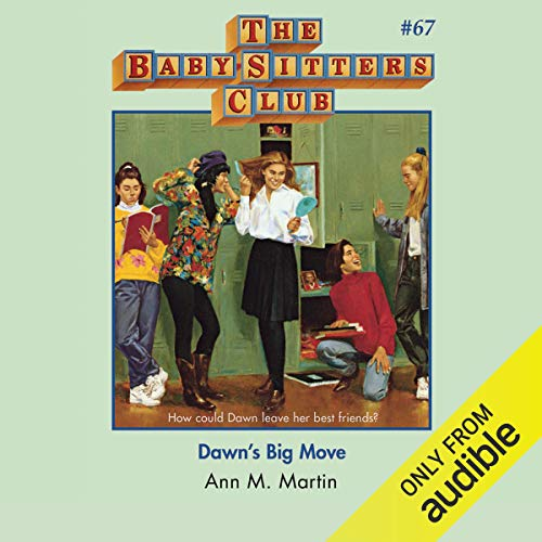 Dawn's Big Move cover art