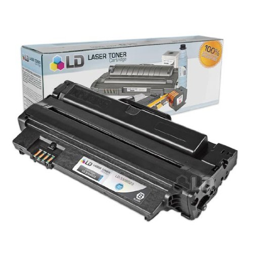 LD Compatible Toner Cartridge Replacement for Dell 330-9523 7H53W High Yield (Black)