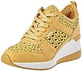 XTI 42761, Zapatillas Mujer, Amarillo, 38 EU