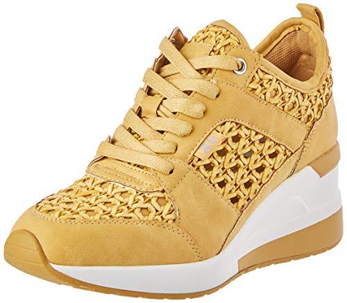 XTI 42761, Zapatillas Mujer, Amarillo, 37 EU
