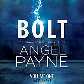 Bolt audiobook cover art