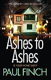Ashes to Ashes (Detective Mark Heckenburg, Book 6) (DS Heckenburg Thriller, Band 6) - Paul Finch