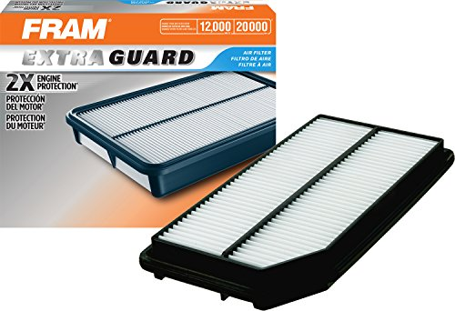FRAM Extra Guard Air Filter, CA10015 for Select Honda Vehicles