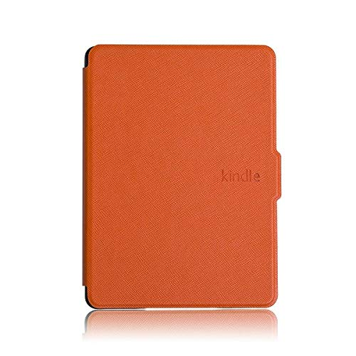 BENGKUI PU Leder-Abdeckung Fall für Kindle 8 E-Reader Case (8. Generation 2016)...