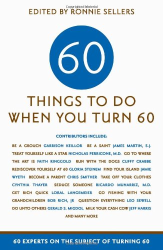 Ideas And Things For Dad To Do On His 60th Birthday