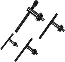 noir Serie Cl/é de per/çage universelle en forme de T pour mandrins 10 mm 13 mm 16 mm