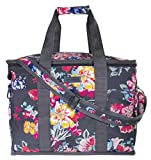 Vera Bradley Insulated Cooler Bag Pretty Posies One Size