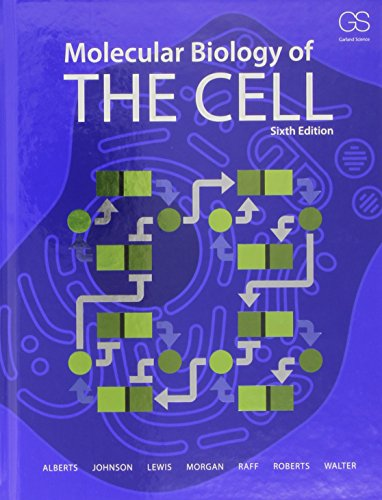 Compare Textbook Prices for Molecular Biology of the Cell Sixth Edition Sixth Edition ISBN 9780815344322 by Alberts, Bruce,Johnson, Alexander D.,Lewis, Julian,Morgan, David,Raff, Martin,Roberts, Keith,Walter, Peter