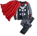 Topfly Conjunto de Ropa Interior térmica para bebé, 100% algodón, Pijama de...