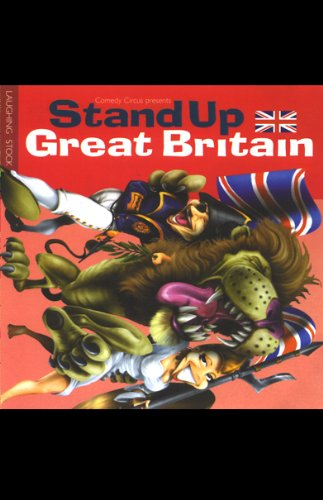 Stand Up Great Britain cover art