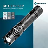 Olight M1X Striker CREE XM-L2 1000LM 5modes Portable LED Flashlight